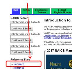 Writing service naics